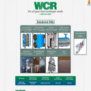 Plate Heat - WCR