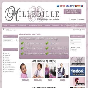 Milledille Kidswear