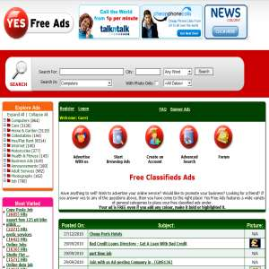 Post Free Classified Ads uk