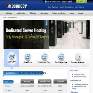 BODHost - Dedicated Servers