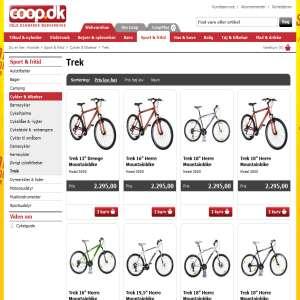 Trek Cykler