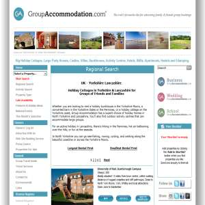 Holiday cottages in Yorkshire