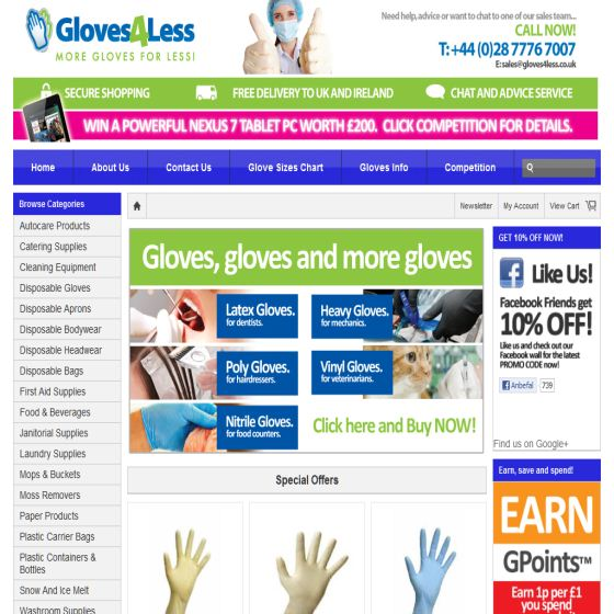 Gloves4Less