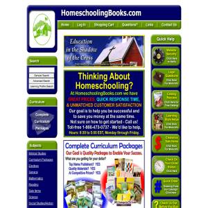 Christian Home Schooling
