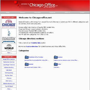Chicago Office | Virtual Directory