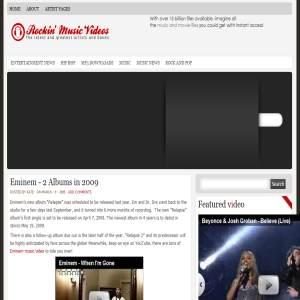 Rockin music videos