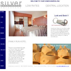 Silver ApartHotel Barcelona