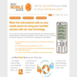 Free international call using 0208,cheap international calls from uk mobile