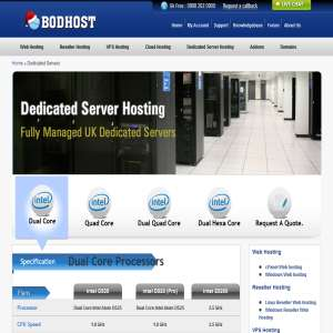 BODHost - Dedicated Servers