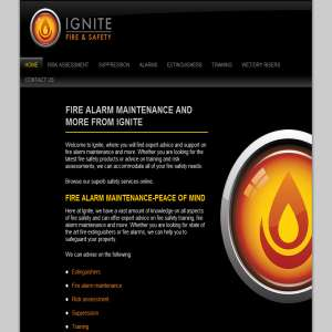 Fire alarm maintenance - www.ignitefire.co.uk