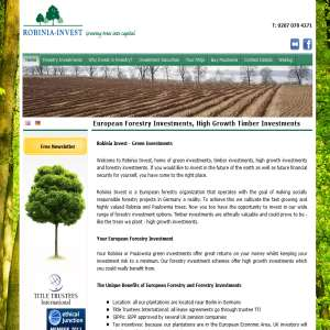 Green investments Germany