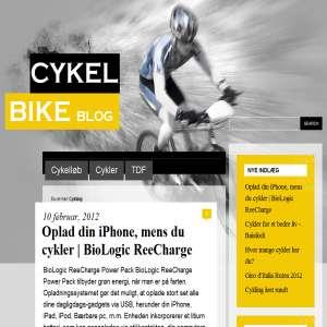 Cykler og cykeludstyr