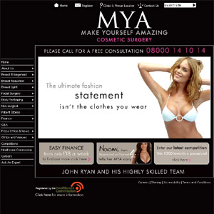 MYA Breast Enlargement