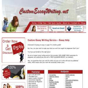 Custom Essay Writing Service – Essay Help