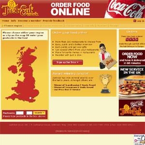 Just-Eat.co.uk - Restaurant London