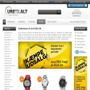 Wristwatches online - UreTilAlt.dk