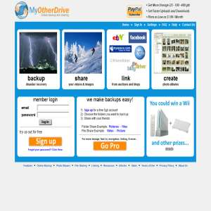 Online File Sharing - MyOther Drive