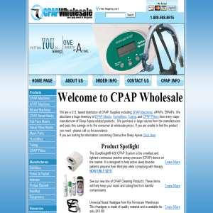 CPAP Wholesale